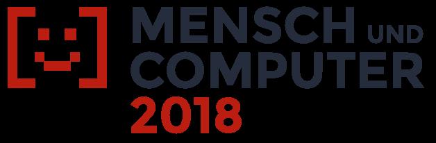 Menschg und Computer 2018 Logo