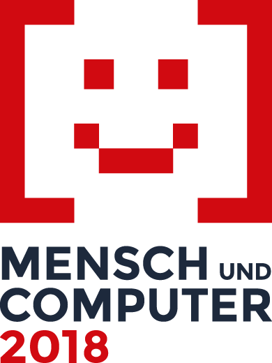 MuC 2018 Logo - Call for Papers