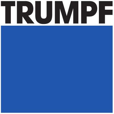 Loogo der TRUMPF GmbH + Co. KG
